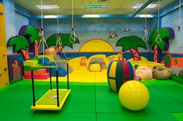 Sensory Integration Therapy Room 1
