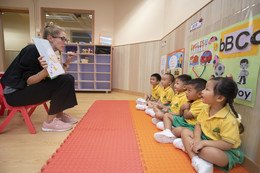 Photo 2 in Heep Hong Society Shanghai Fraternity Association Healthy Kids Kindergarten