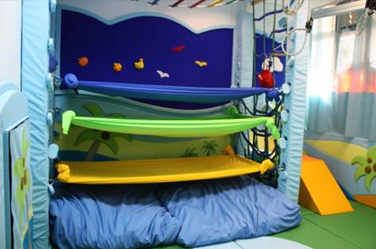 sensory room layout Sensory Material for kids Pinterest